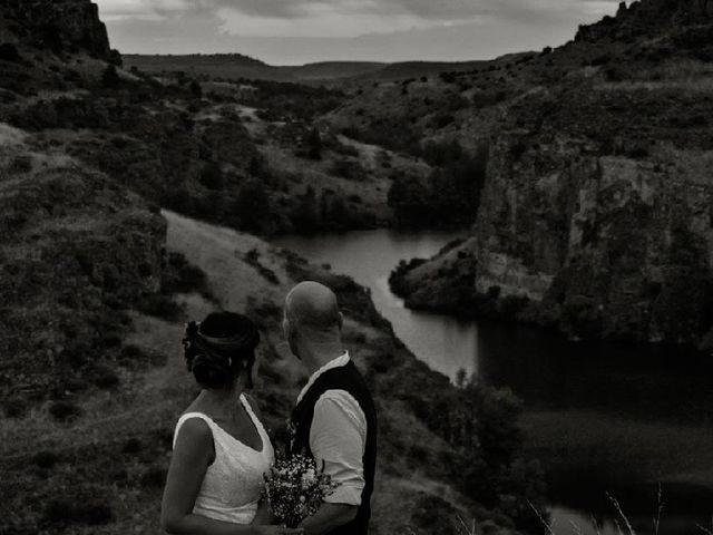 La boda de Rosa y Alex en San Miguel De Bernuy, Segovia 3