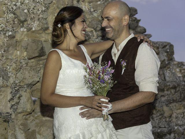 La boda de Alex y Rosa