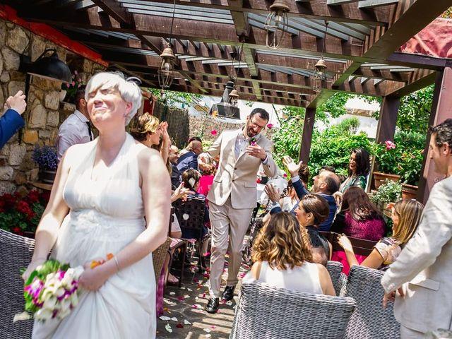 La boda de Saioa y Iker