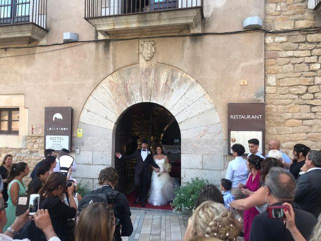 La boda de Alex y Mónica en Torroella De Montgri, Girona 14