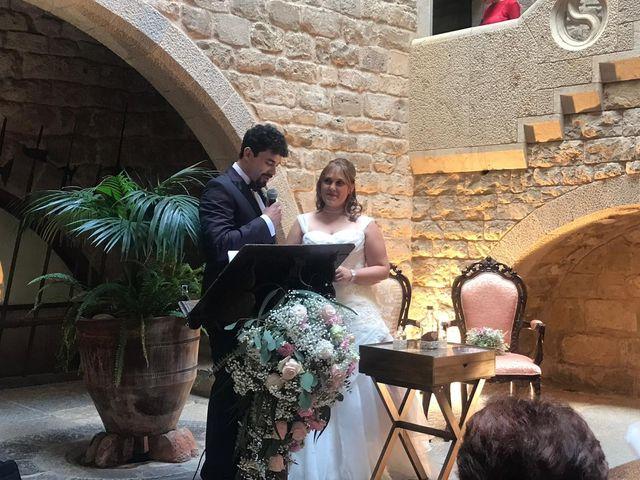 La boda de Alex y Mónica en Torroella De Montgri, Girona 15