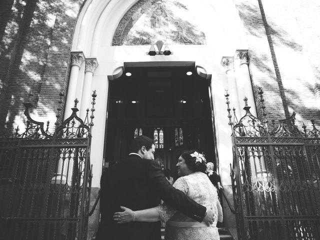 La boda de Ruben y Irene en Madrid, Madrid 10