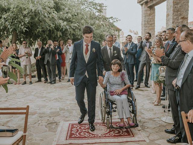 La boda de Jordi y Amelia en Culla, Castellón 11