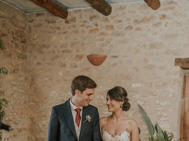 La boda de Jordi y Amelia en Culla, Castellón 17