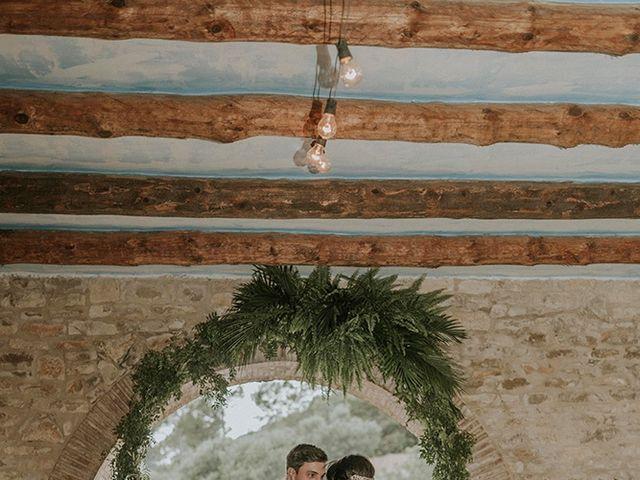 La boda de Jordi y Amelia en Culla, Castellón 18