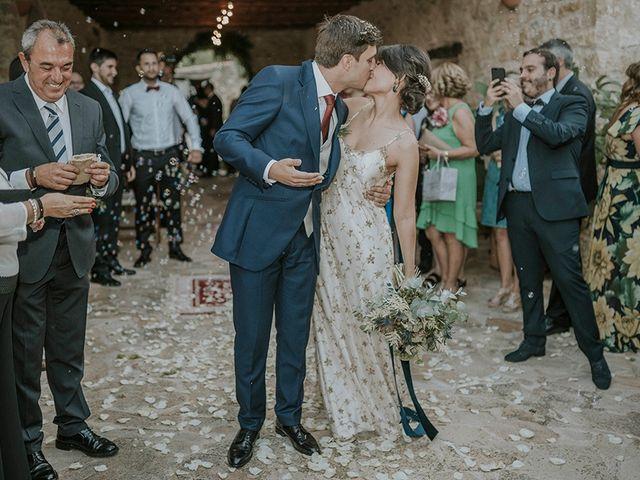 La boda de Jordi y Amelia en Culla, Castellón 20
