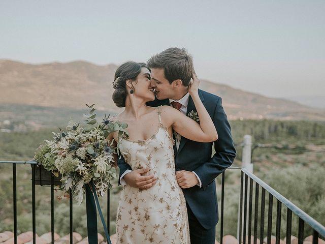 La boda de Jordi y Amelia en Culla, Castellón 21