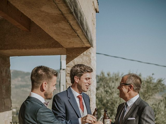 La boda de Jordi y Amelia en Culla, Castellón 33