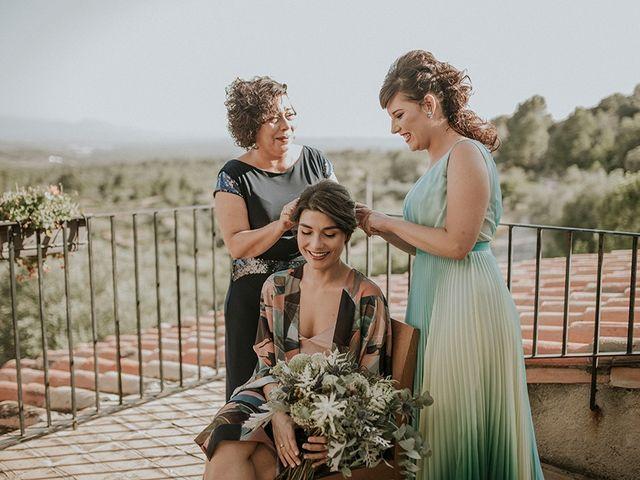La boda de Jordi y Amelia en Culla, Castellón 34