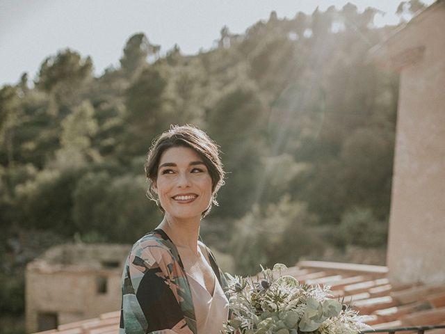 La boda de Jordi y Amelia en Culla, Castellón 35