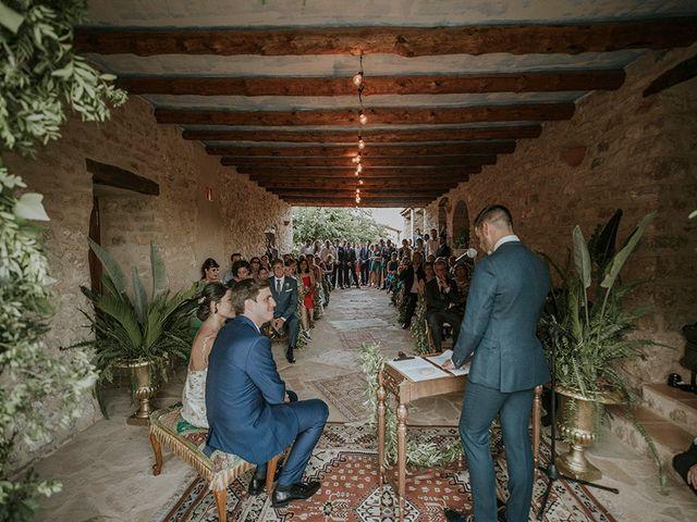 La boda de Jordi y Amelia en Culla, Castellón 42