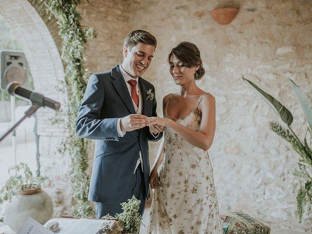 La boda de Jordi y Amelia en Culla, Castellón 44