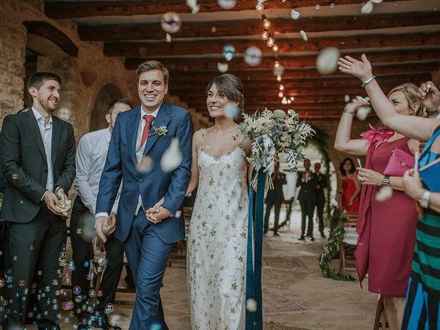 La boda de Jordi y Amelia en Culla, Castellón 45