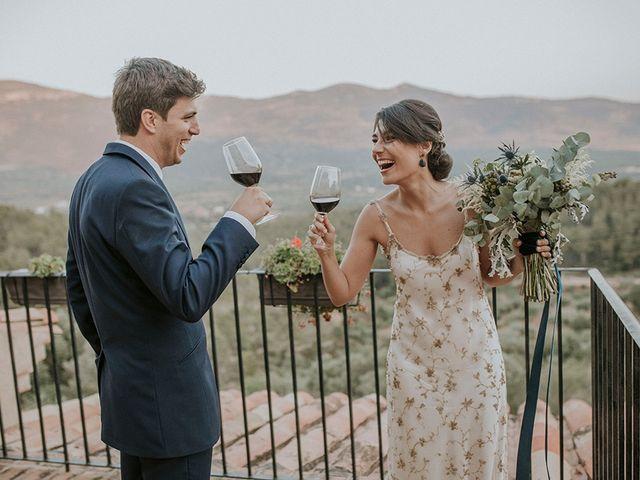 La boda de Jordi y Amelia en Culla, Castellón 51