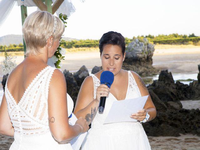 La boda de Mamen y Cris en Isla, Cantabria 13