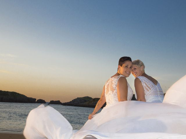 La boda de Mamen y Cris en Isla, Cantabria 1