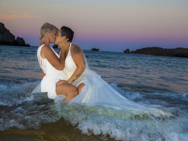 La boda de Cris y Mamen