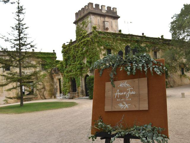 La boda de João y Ana en Almansa, Albacete 1