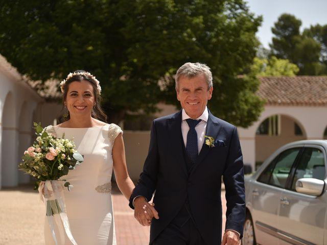 La boda de João y Ana en Almansa, Albacete 11