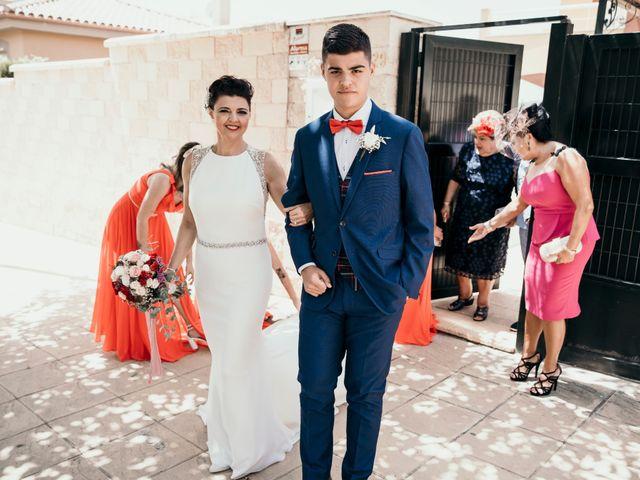 La boda de Antonio y Ruth en Jaén, Jaén 31