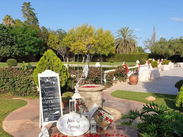 La boda de David y Silvia en El Puig, Barcelona 4