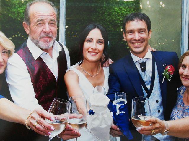 La boda de David y Silvia en El Puig, Barcelona 1