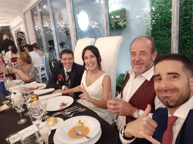La boda de David y Silvia en El Puig, Barcelona 2
