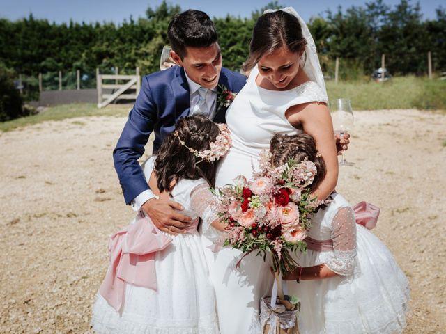 La boda de Kevin y Laura en Larrabetzu, Vizcaya 34