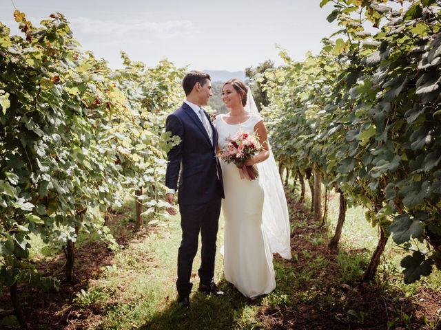 La boda de Kevin y Laura en Larrabetzu, Vizcaya 36