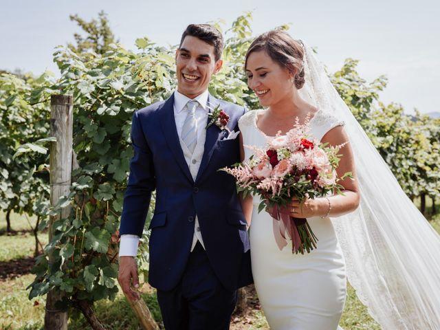 La boda de Kevin y Laura en Larrabetzu, Vizcaya 37
