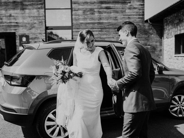 La boda de Kevin y Laura en Larrabetzu, Vizcaya 41