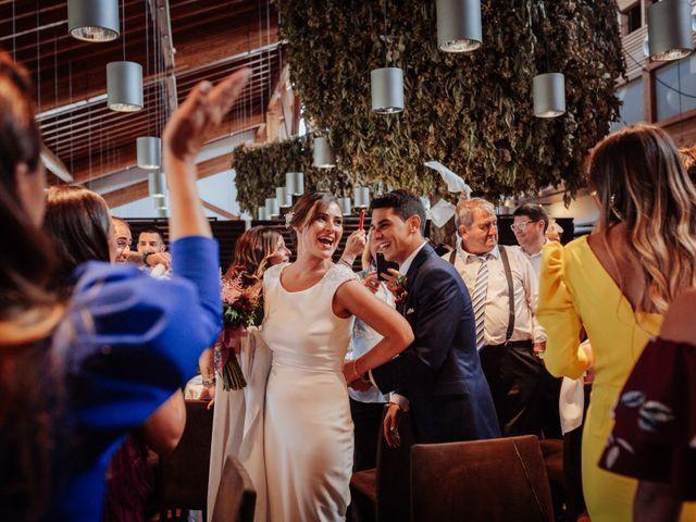 La boda de Kevin y Laura en Larrabetzu, Vizcaya 60
