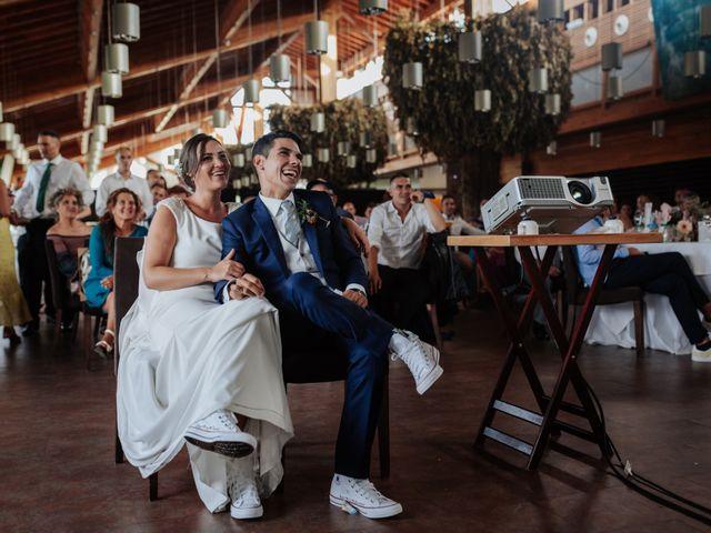 La boda de Kevin y Laura en Larrabetzu, Vizcaya 77