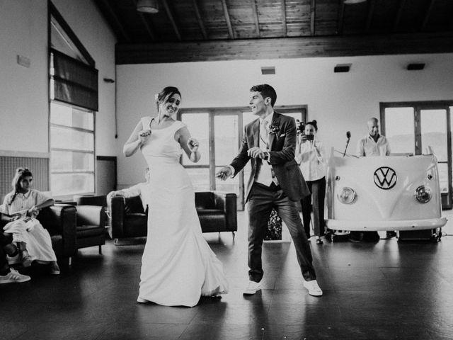 La boda de Kevin y Laura en Larrabetzu, Vizcaya 86