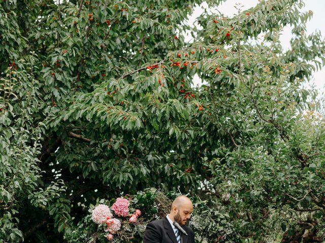 La boda de Lucian y Alexandra en Laguardia, Álava 12
