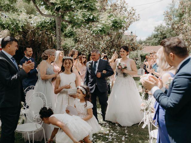 La boda de Lucian y Alexandra en Laguardia, Álava 13
