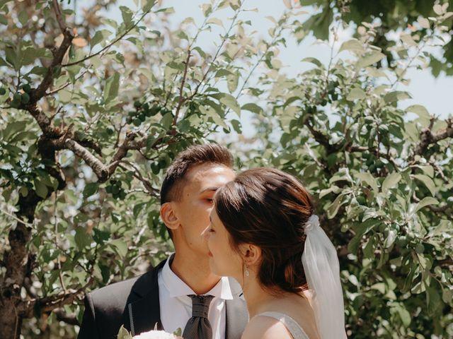 La boda de Lucian y Alexandra en Laguardia, Álava 1