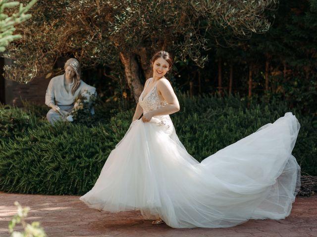 La boda de Lucian y Alexandra en Laguardia, Álava 27