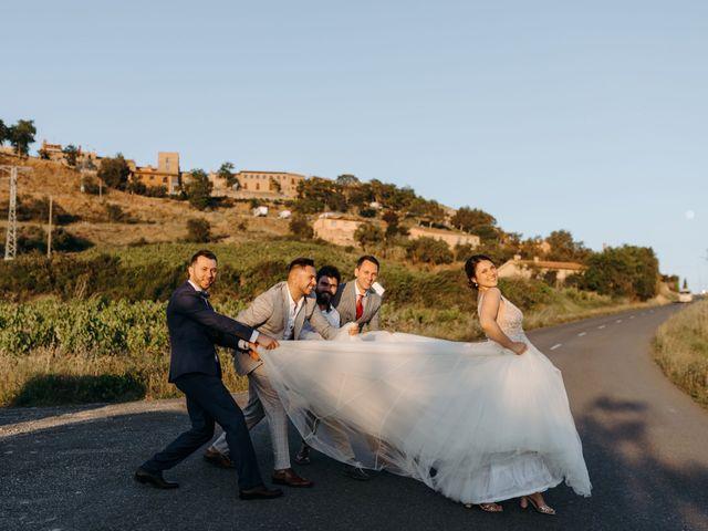 La boda de Lucian y Alexandra en Laguardia, Álava 29
