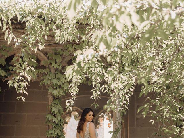 La boda de Lucian y Alexandra en Laguardia, Álava 33
