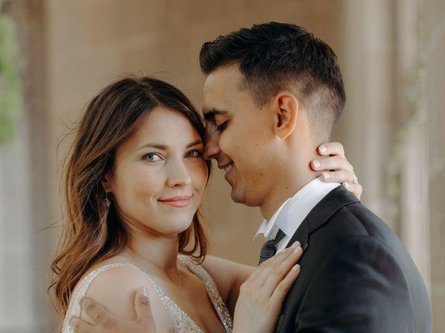 La boda de Lucian y Alexandra en Laguardia, Álava 34