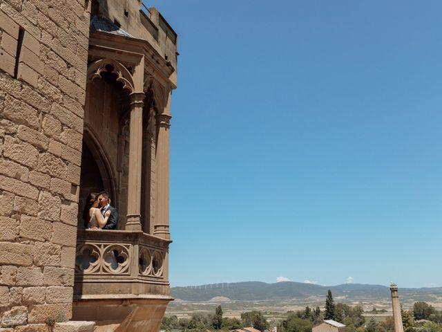 La boda de Lucian y Alexandra en Laguardia, Álava 35