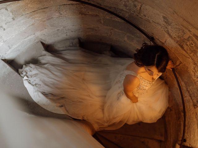 La boda de Lucian y Alexandra en Laguardia, Álava 36