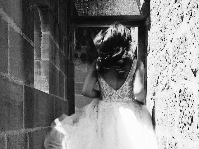La boda de Lucian y Alexandra en Laguardia, Álava 37