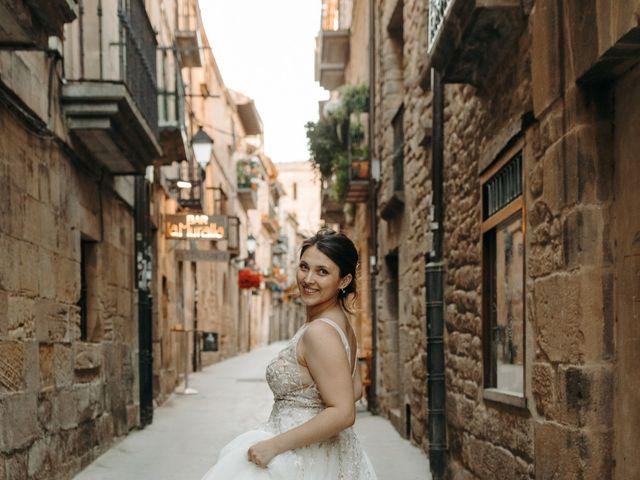 La boda de Lucian y Alexandra en Laguardia, Álava 44