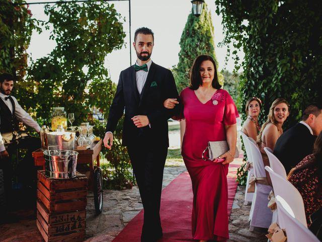 La boda de Jaime y Estrella en Cáceres, Cáceres 22