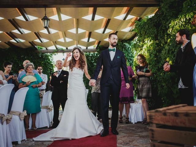 La boda de Jaime y Estrella en Cáceres, Cáceres 47