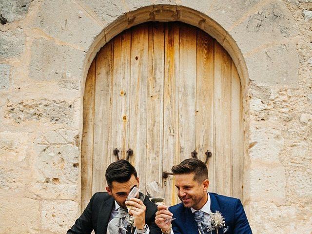 La boda de Steven y Sebas en Montuïri, Islas Baleares 5