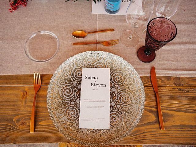La boda de Steven y Sebas en Montuïri, Islas Baleares 7