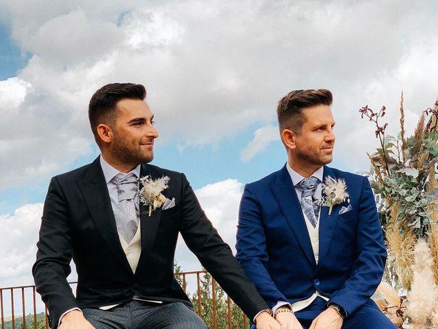 La boda de Steven y Sebas en Montuïri, Islas Baleares 15